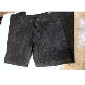 NWOT Levis Mens 501 34x32 relaxed bootcut